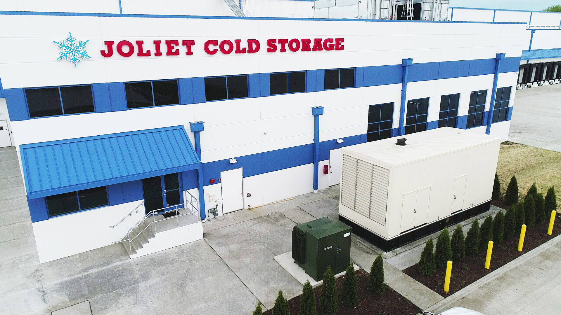 Joliet Cold Storage LLC (Phase I, II, & III)