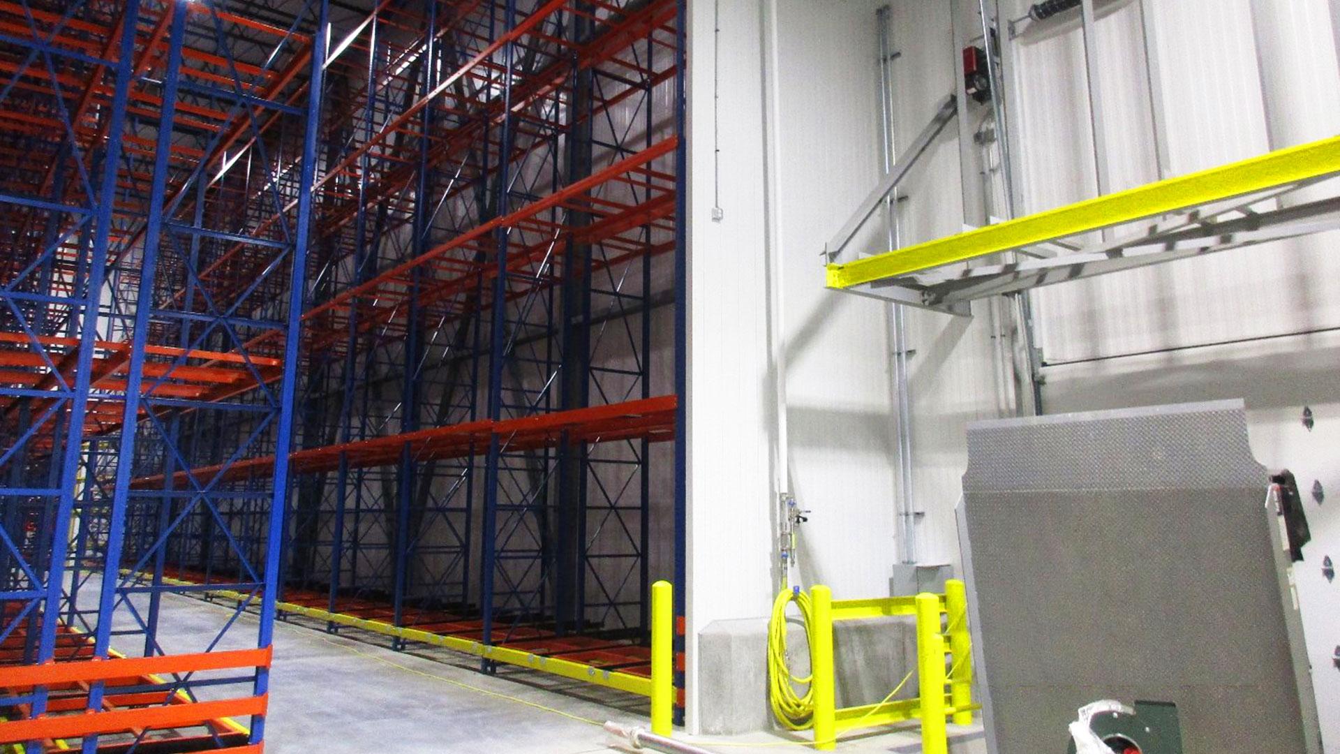 Liberty Cold Storage Phases I & II