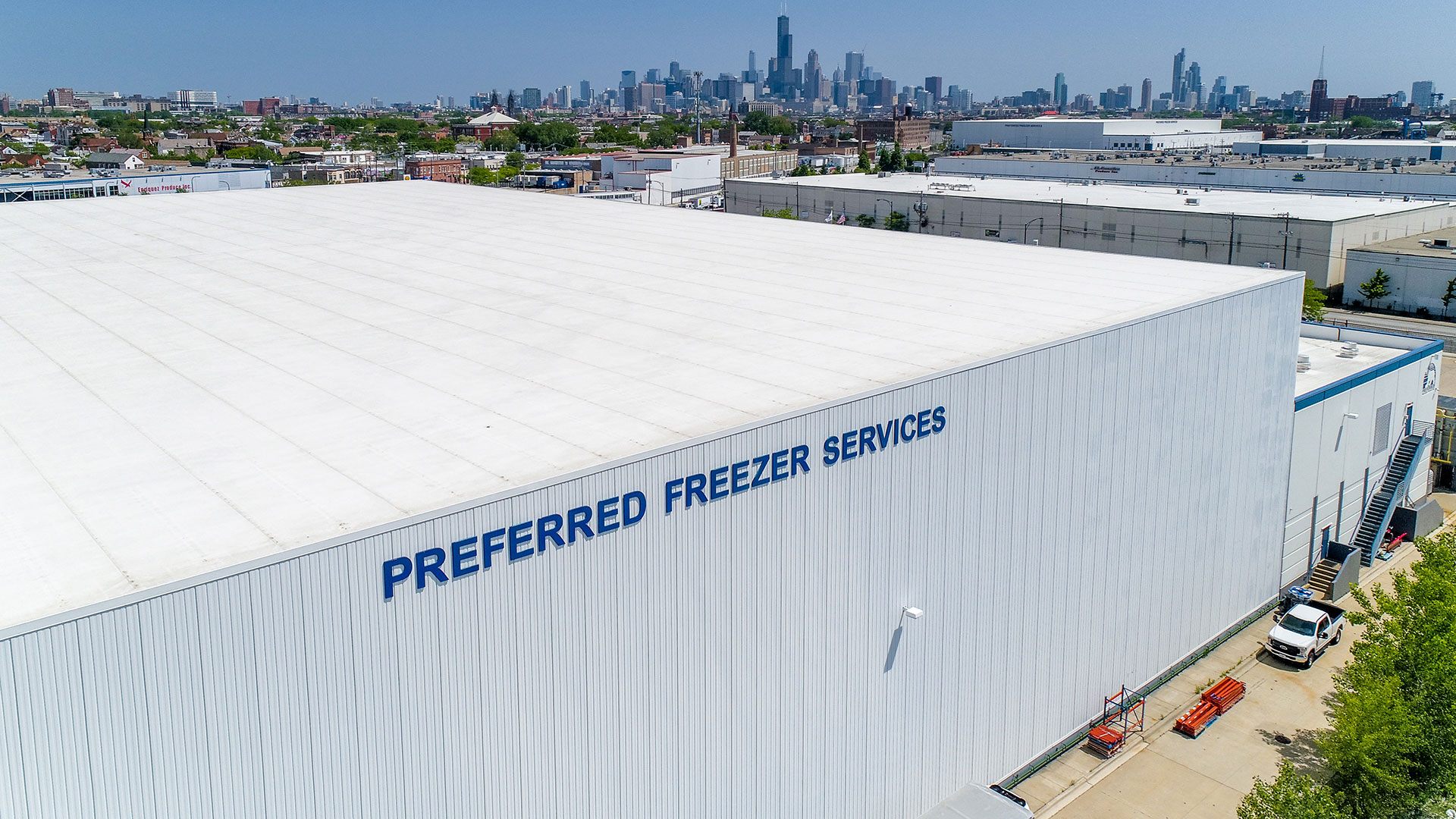 Preferred Freezer – Chicago, IL